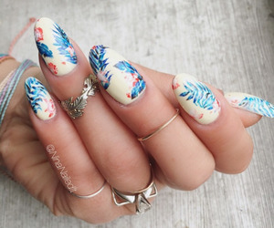 colors, jewelry, and nail polish image