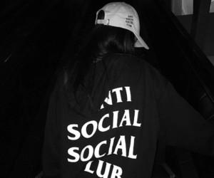 black, tumblr, and grunge image