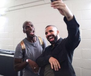 Drake, paul pogba, and pogba image