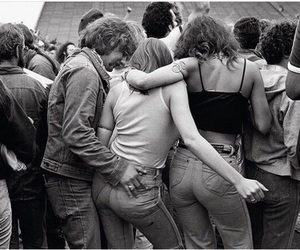 70s, joseph szabo, and black and white image