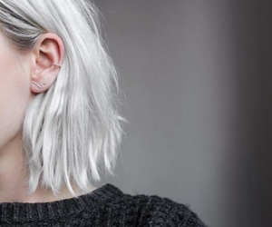 girl, hair, and cool image