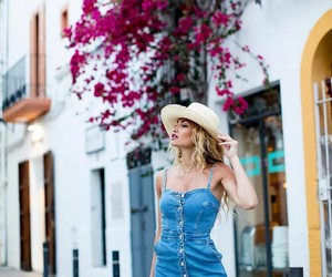 fashion, guess, and travel image