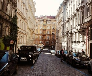 bratislava, city, and hipster image