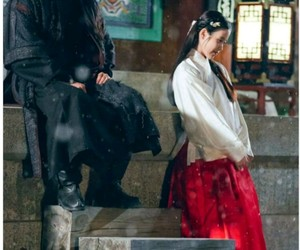 iu and scarlet heart ryeo image