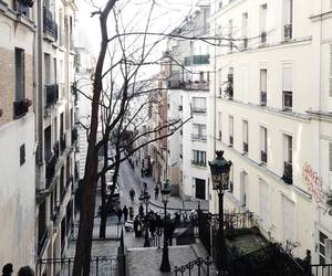 city, france, and inspiration image
