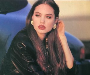 Angelina Jolie, 90s, and model image