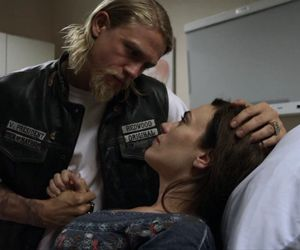 boy, soa, and Charlie Hunnam image