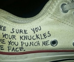 quotes, grunge, and shoes image