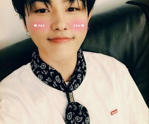 u-kwon, block b, and cute image