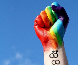 bisexual, lgbt, and loveislove image