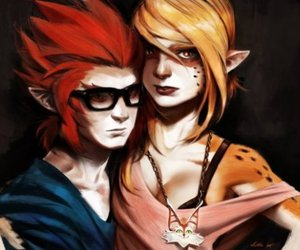 hipster, thundercats, and cheetara image