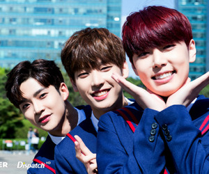 taeyang, jaeyoon, and hwiyoung image