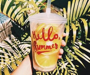 summer and drink image