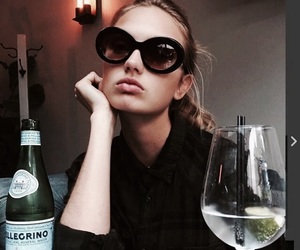 girl, classy, and fashion image
