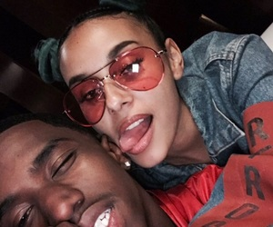 breah hicks and christian combs image