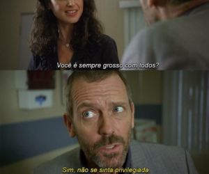 dr and house image