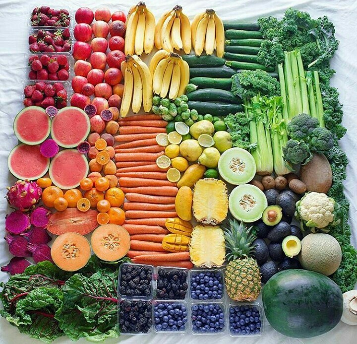 delicious, FRUiTS, and vegetables image