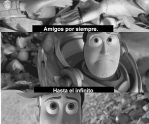 toy story, friends, and amigos image