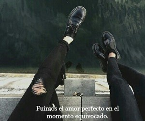 love, frases, and grunge image