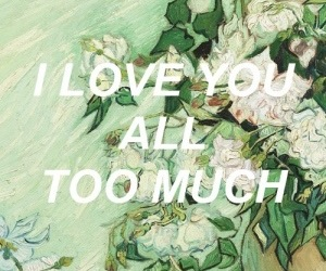 aesthetic, green, and quotes image