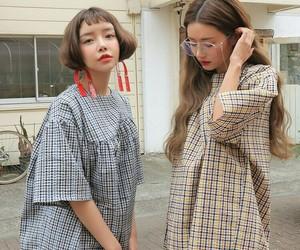 asia, beautiful, and fashion image
