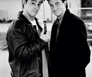 friends, Matthew Perry, and f.r.i.e.n.d.s image