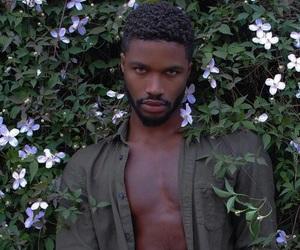 black men, brownskin, and black boys image