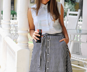 southern living, preppy style, and southern style image
