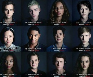 13 reasons why and clay jensen image