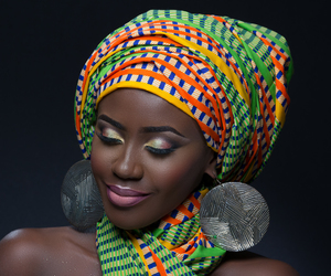 africa, black, and black power image