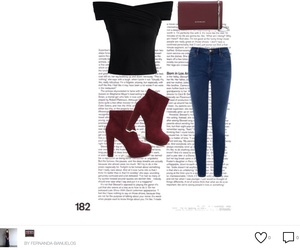 booties, fashion, and Givenchy image