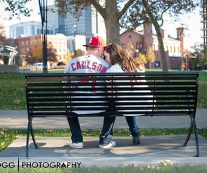 photographer, photography, and engagement session image