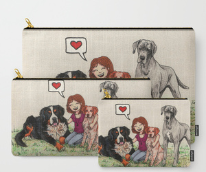 animals, clutch, and girl image