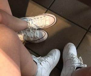basic, carefree, and converse image