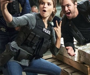sophia bush, chicagopd, and busher image