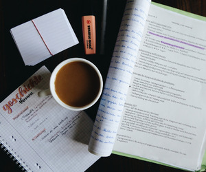 studying and tumblr image