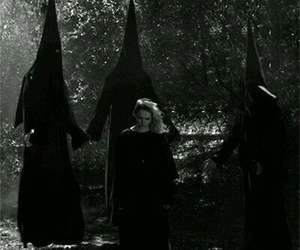 coven, ahs, and witch image