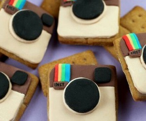 instagram, Cookies, and food image