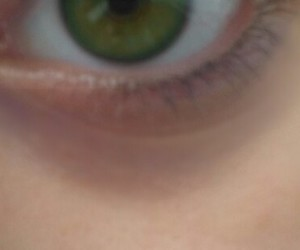 eyes, green, and tumblr image