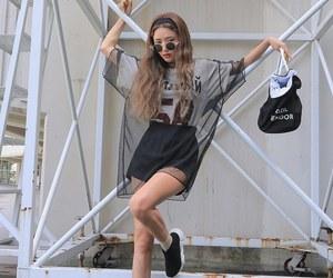 kfashion, asian fashion, and beautiful image