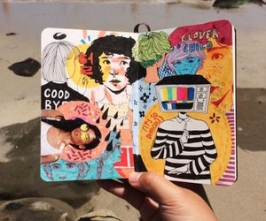 art, aesthetic, and notebook image