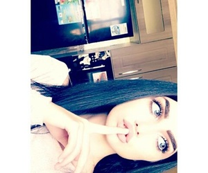 beauty, girls, and blue+eyes image