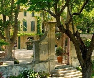 paysage and provence image