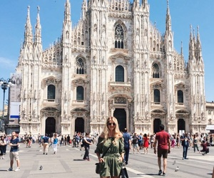 italy, milan, and youtuber image