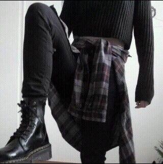 black, tumblr, and xadrez image