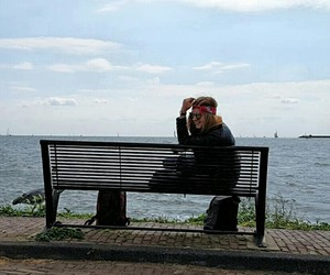 amsterdam, volendam, and girl image