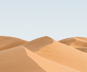 africa, desert, and morocco image
