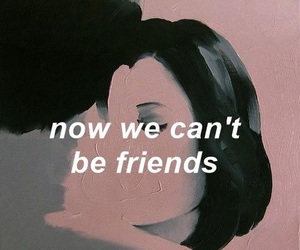 quotes, friends, and pink image
