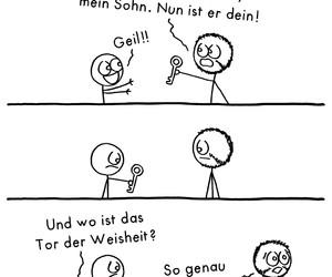 deutsch, Vater, and schlüssel image
