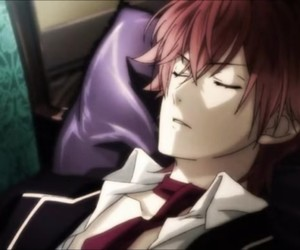 anime, diabolik lovers, and manga image